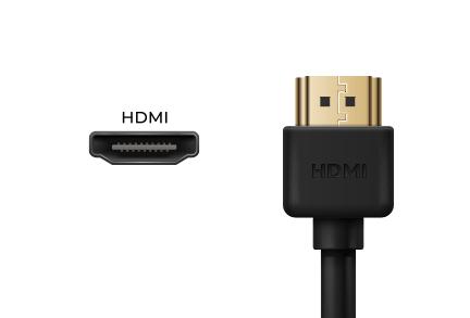 HDMI端子の形状