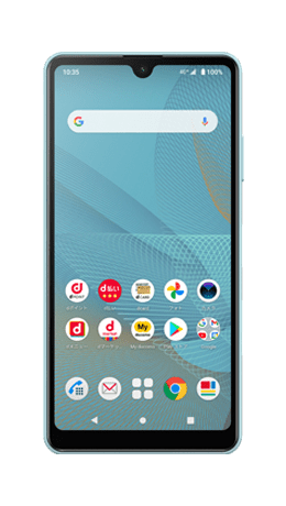 Xperia Ace IIの形状