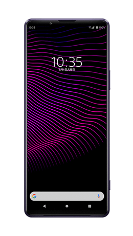 Xperia 1 IIIの形状